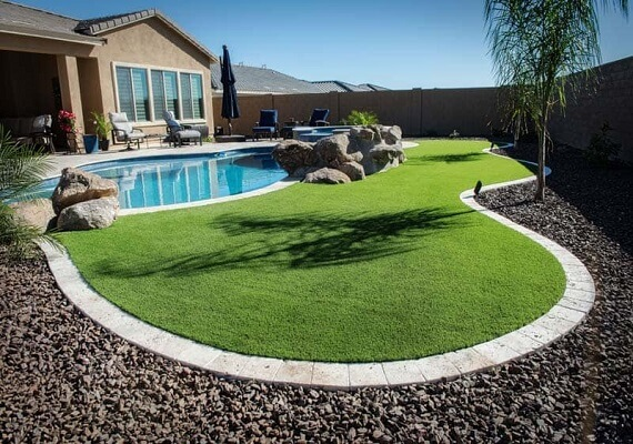 outdoor solution Artificial Turf